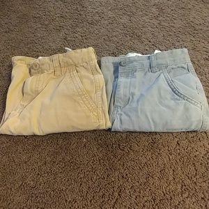 Boy's Cargo Shorts Bundle